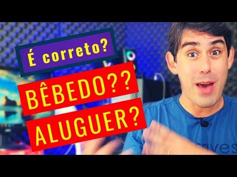 DUPLA GRAFIA de palavras na Língua Portuguesa. É surpreendente!