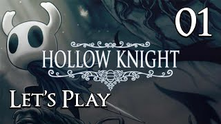 Hollow Knight   Let's Play Part 1: The False Knight