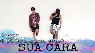 Sua Cara - Major Lazer(feat. Anitta & Pabllo Vittar) Coreografia|DH Dance