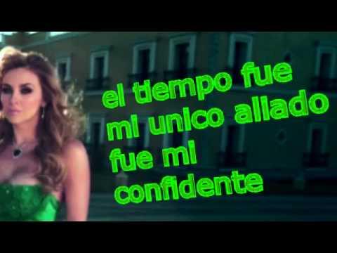 La Patrona Soy Yo de Aracely Arambula Letra y Video