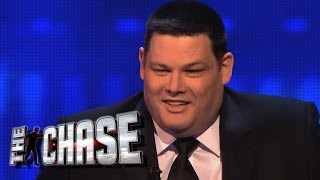 The Chase Outtakes - The Beast Can't Walk Correctly!