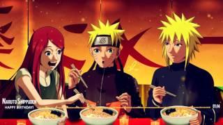 Naruto Shippuden OST 3 - Happy Birthday!