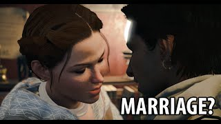Assassin's Creed Syndicate - Henry Proposes to Evie? (All Pressed Flowers Sceret Cutscenes) [COGINC]