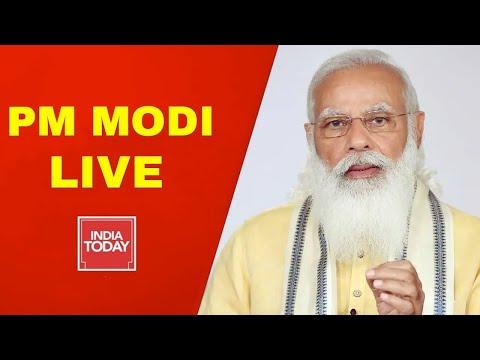 LIVE: PM Modi Addresses Shikshak Parv Conclave | India Today Live TV