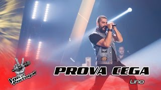 "Lino - ""Painkiller"" | Provas Cegas | The Voice Portugal"