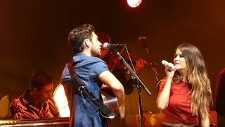 Niall Horan w/Maren Morris - Seeing Blind (Tampa)