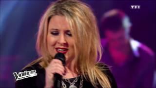 The Voice 2013 | Marlène Schaff VS Maeva Méline - Nothing Compares 2 U (Sinéad O'Connor) | Battle