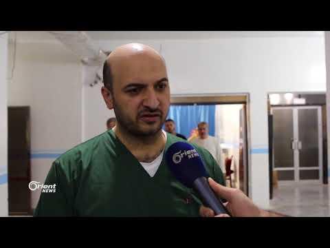 9 قتلى في انفجارين قرب فندق الكارلتون بمدينة إدلب