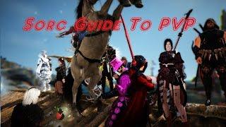 Black Desert Online Sorc hands on PVP guide