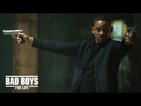BAD BOYS FOR LIFE. Una nueva misión. En cines 17 de enero.