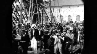 August 6, 1899 - Ship departure in Livorno, Italy (with sound)