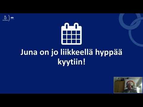 Taloushallinnon työ ja tulevaisuus 2021: Antti Leinonen
