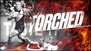 Torched: The best baulks, bursts and fends | Round 22, 2018 | AFL