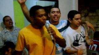 Charles AO VIVO cantando no pagode dos AMIGOS (Insegurança-Pixote)