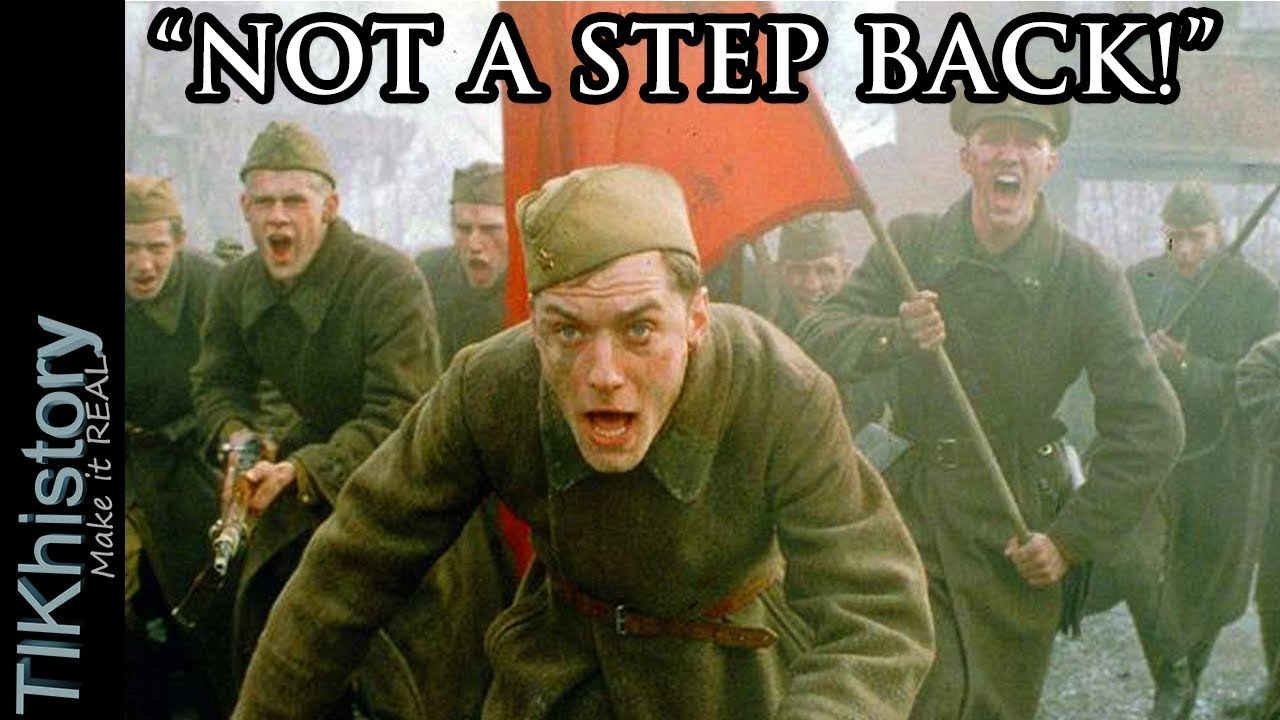 "The Myth and Reality of Joseph Stalin's Order No. 227 ""Not a Step Back!"""