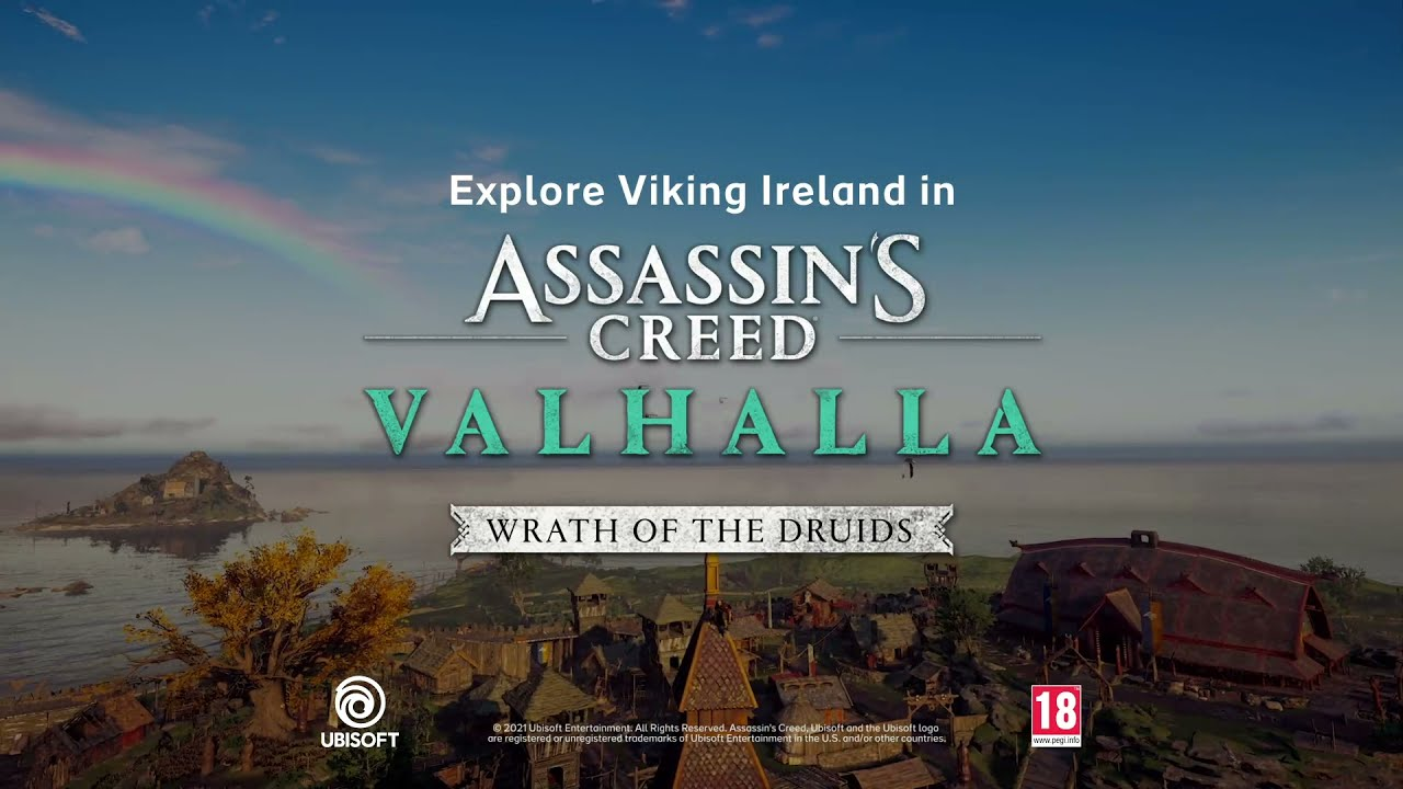 Explore Viking Ireland in Assassin's Creed Valhalla : Wrath of the Druids