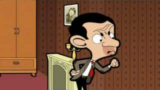 Noisy Neighbour | Mr. Bean Official Cartoon