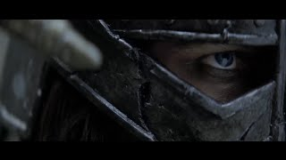 The Dragonborn Comes - Skyrim Trailer [Best] (with lyrics)