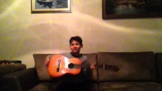 Akustik gitar - Herşeyi Yak Cover