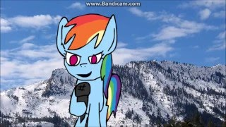 Jingle Bells Animation (PMV[Pony Music Video])