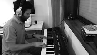 Ornatos Violeta - Ouvi Dizer (Piano Cover)