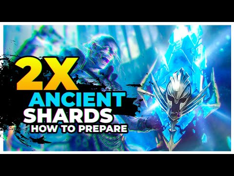 RAID | 2X ANCIENTS THIS WEEKEND! | HOW TO PREPARE!
