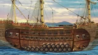 Chão de Areia comentario dos compositores da música NAVIO NEGREIRO