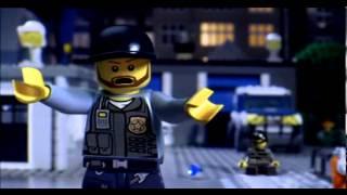 Lego city policie 60007 a 60008