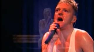 Erasure   Somewhere Over The Rainbow Live