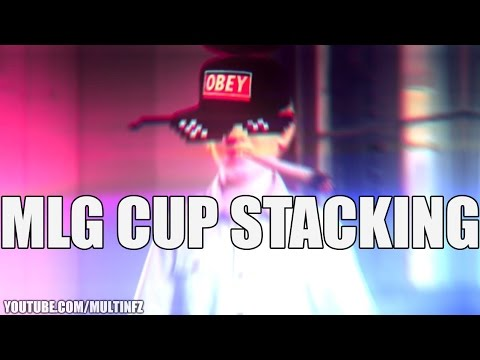 MLG CUP STACKING