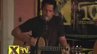 Chris Cornell - Wide Awake Acoustic (1st on-air performance)