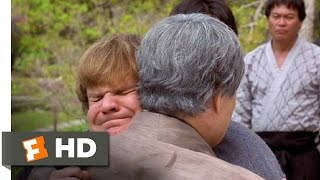 Beverly Hills Ninja (3/8) Movie CLIP - Haru Says Goodbye (1997) HD
