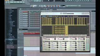 alex gaudino - destination calabria FL studio 9
