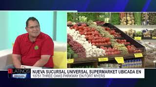 El nuevo Universal Supermarquet