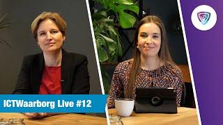 Yezzer in ICTWaarborg Live aflevering #12
