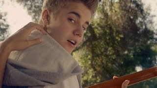 JUSTIN BIEBER'S GIRLFRIEND - OFFICIAL FRAGRANCE COMMERCIAL
