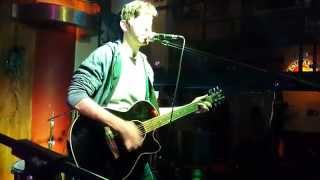 Tomer Moskov  - Wrecking Ball (country cover) live