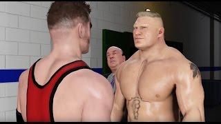 2K presenta el modo MiCarrera de WWE 2K17 con un nuevo tráiler