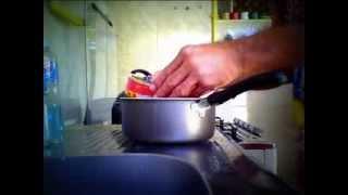 Kalimba Aquática (Som na Cozinha)