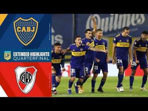 Boca Juniors vs. River Plate: Extended Highlights | Copa de la Liga Quarterfinal | CBS Sports HQ