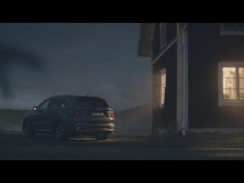 Helt nya Kia Sorento Plug-In Hybrid - Vi lever nu