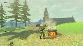 The Legend of Zelda - Breath of the Wild - Cooking With Link Trailer