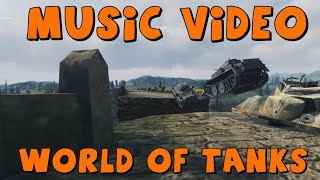 *Music video* (Deaf Kev Invincible NCS Release) World of Tanks CLIP!