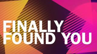 Finally Found You - Enrique Iglesias Feat. Sammy Adams