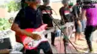 sensation reggae - bangun tidur (cover) mbah surip