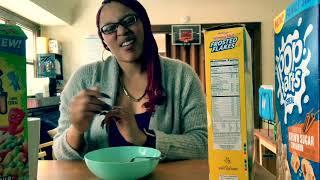 !Cereal Mukbang!