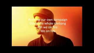 Gavin DeGraw - Fire - Karaoke Instrumental+Lyrics