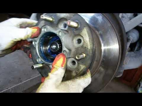 Замена шпилек колес на ховере н5