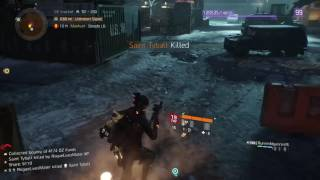 The Division - RogueLivesMater - how to kill a tank/skill build