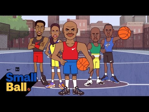 Small Ball Ep. 11: Game On vs. Chuck, Pip and Penny